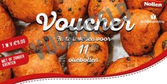 Support your Locals én tegelijkertijd het goede doel! De Nije Bollen van Nollen!!