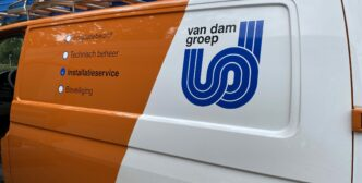 Van Dam Installaties vol aan de slag voor de Nije Hoeve