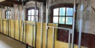 Eijssink en Donec beginnen met de opbouw